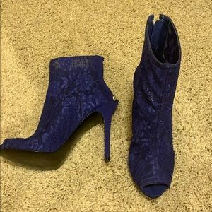 Guess stiletto boots